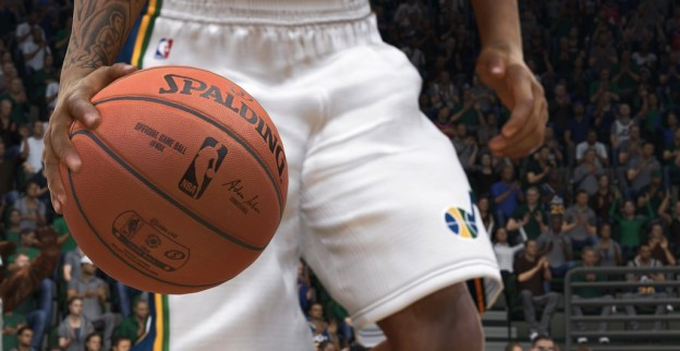 NBA Live 15 Screenshot #14 for PS4