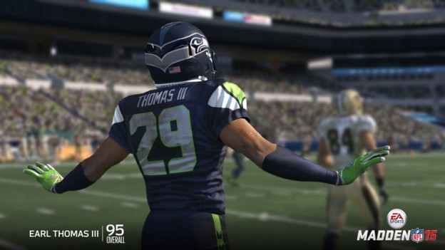 Madden NFL 15 Screenshot #151 for PS4