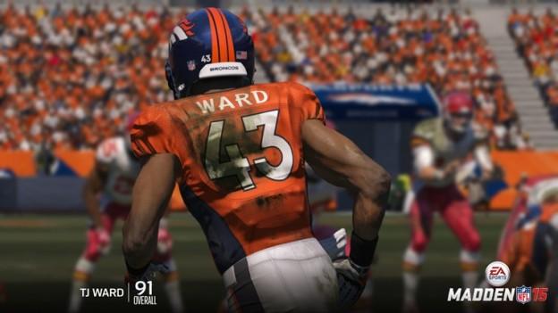Madden NFL 15 Screenshot #157 for PS4