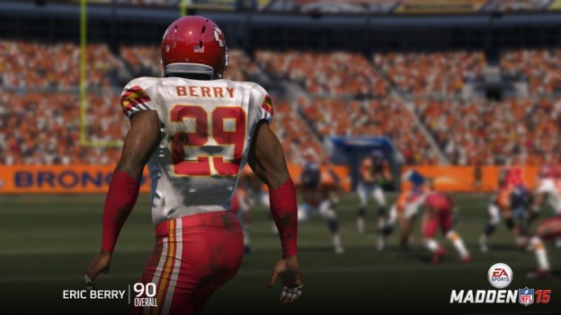 Madden NFL 15 Screenshot #158 for PS4