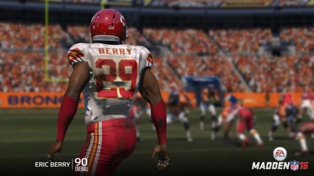 Madden NFL 15 Screenshot #158 for PS4