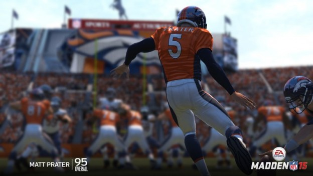 Madden NFL 15 Screenshot #161 for PS4