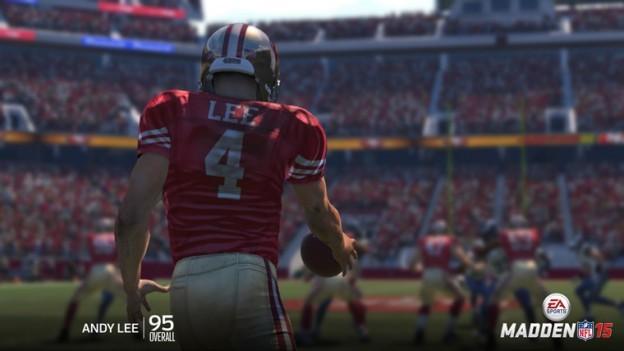 Madden NFL 15 Screenshot #162 for PS4