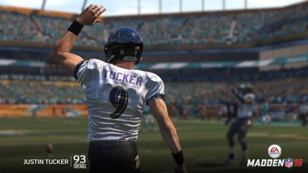 Madden NFL 15 Screenshot #164 for PS4