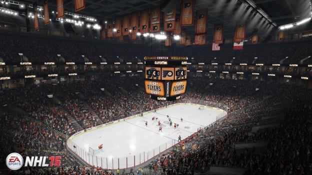 NHL 15 Screenshot #72 for Xbox One