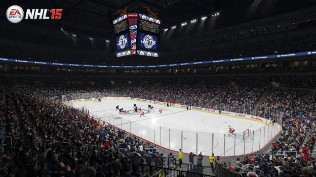 NHL 15 Screenshot #73 for Xbox One