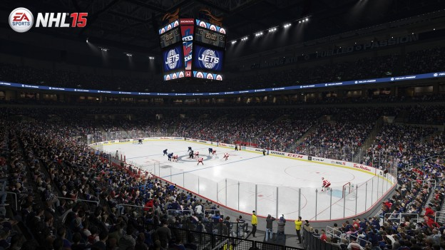 NHL 15 Screenshot #89 for PS4