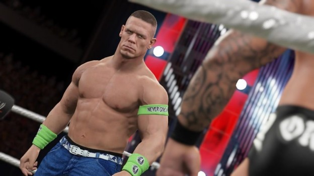 WWE 2K15 Screenshot #8 for PS4
