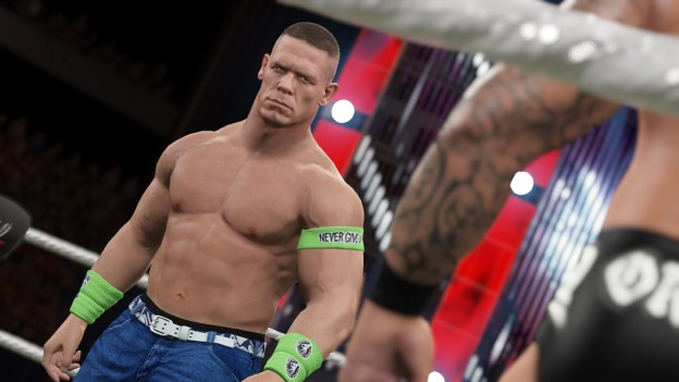 WWE 2K15 Screenshot #9 for PS4