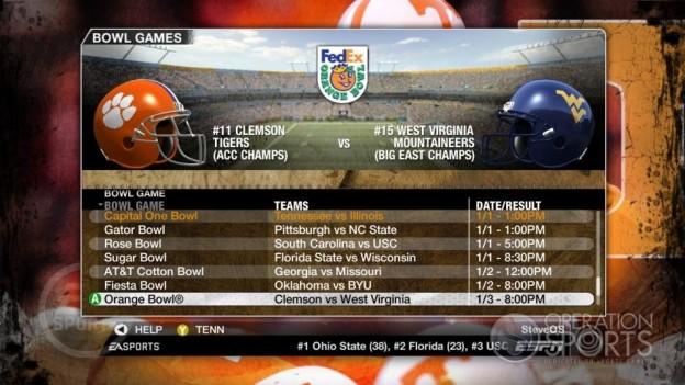 NCAA Football 09 Screenshot #340 for Xbox 360