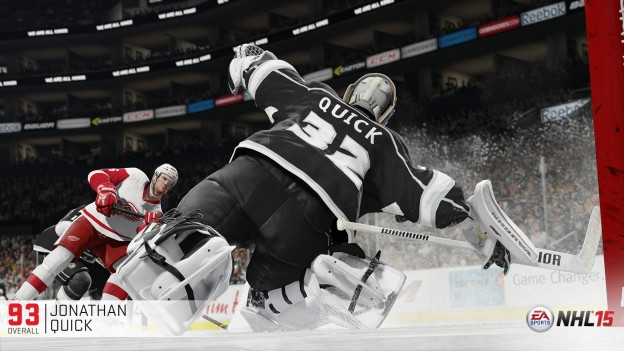 NHL 15 Screenshot #91 for PS4