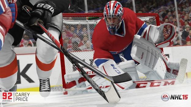 NHL 15 Screenshot #76 for Xbox One