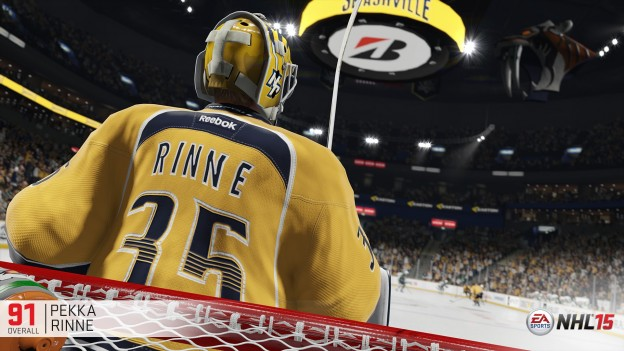 NHL 15 Screenshot #78 for Xbox One