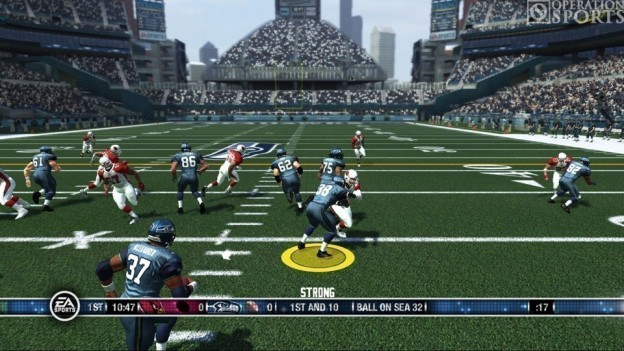 Madden NFL 07 Screenshot #3 for Xbox 360