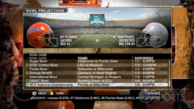 NCAA Football 09 Screenshot #344 for Xbox 360