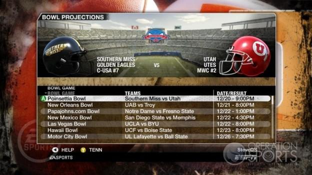 NCAA Football 09 Screenshot #345 for Xbox 360