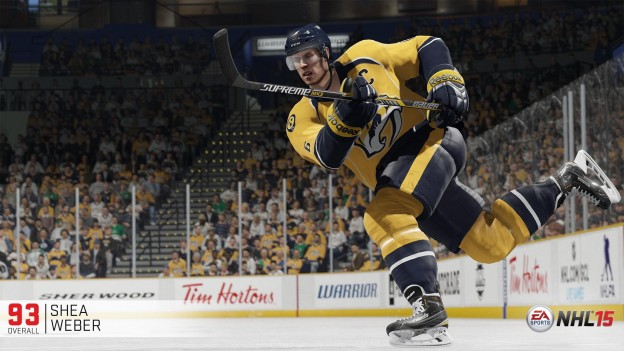 NHL 15 Screenshot #95 for PS4