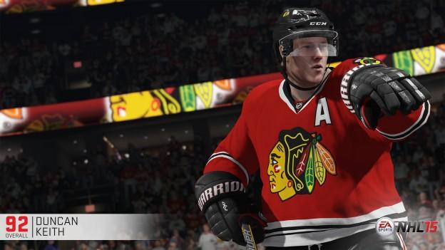 NHL 15 Screenshot #96 for PS4