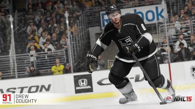 NHL 15 Screenshot #82 for Xbox One