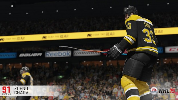 NHL 15 Screenshot #83 for Xbox One