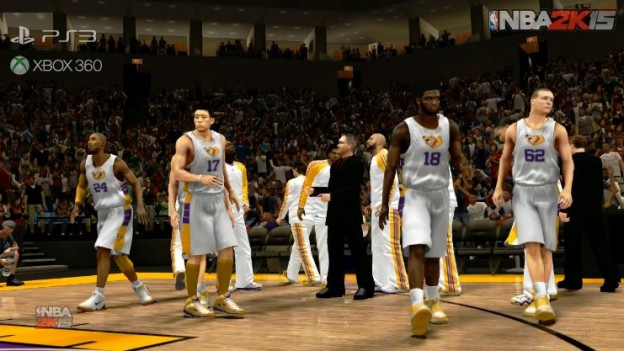 NBA 2K15 Screenshot #5 for PS3