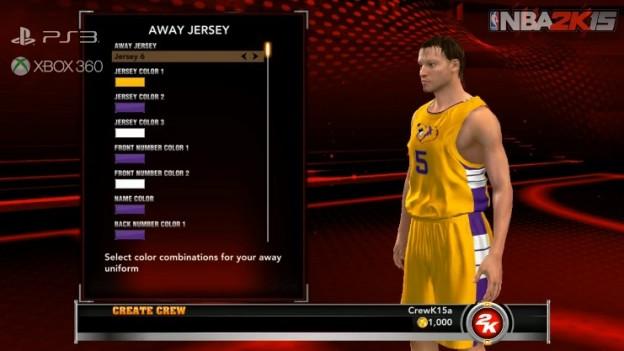 NBA 2K15 Screenshot #6 for PS3