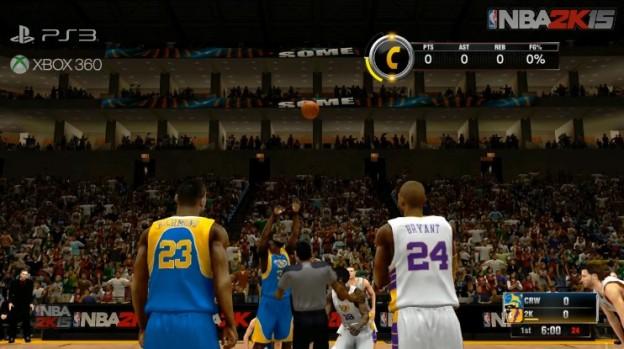 NBA 2K15 Screenshot #4 for Xbox 360