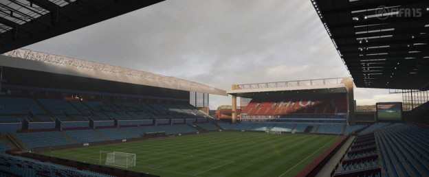 FIFA 15 Screenshot #17 for PS4