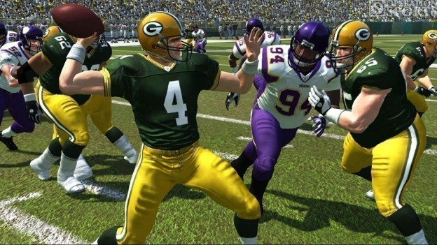 Madden NFL 07 Screenshot #4 for Xbox 360