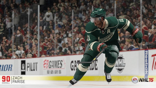 NHL 15 Screenshot #102 for PS4