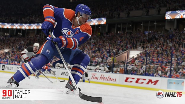 NHL 15 Screenshot #103 for PS4