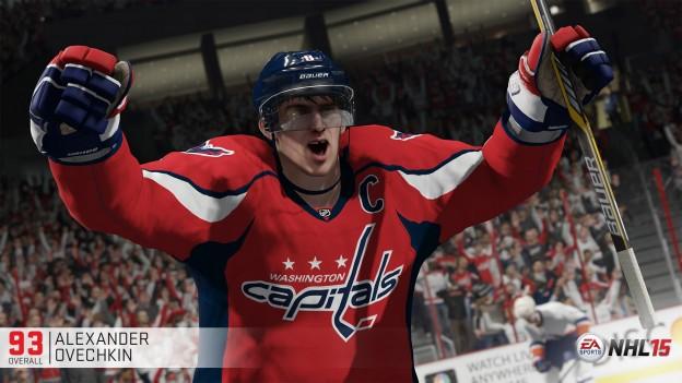 NHL 15 Screenshot #84 for Xbox One