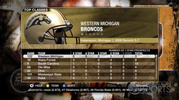 NCAA Football 09 Screenshot #364 for Xbox 360