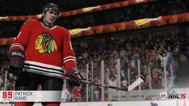 NHL 15 Screenshot #106 for PS4