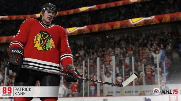 NHL 15 Screenshot #106 for PS4
