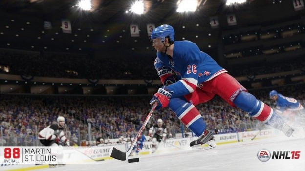 NHL 15 Screenshot #89 for Xbox One