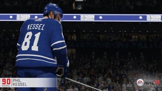NHL 15 Screenshot #91 for Xbox One