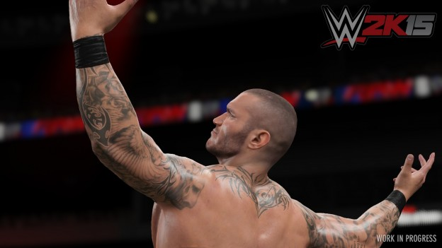 WWE 2K15 Screenshot #11 for PS4
