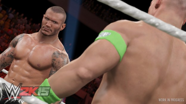 WWE 2K15 Screenshot #12 for PS4