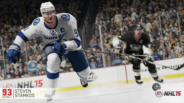 NHL 15 Screenshot #111 for PS4