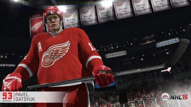 NHL 15 Screenshot #113 for PS4