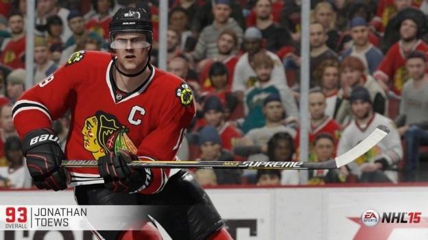 NHL 15 Screenshot #96 for Xbox One