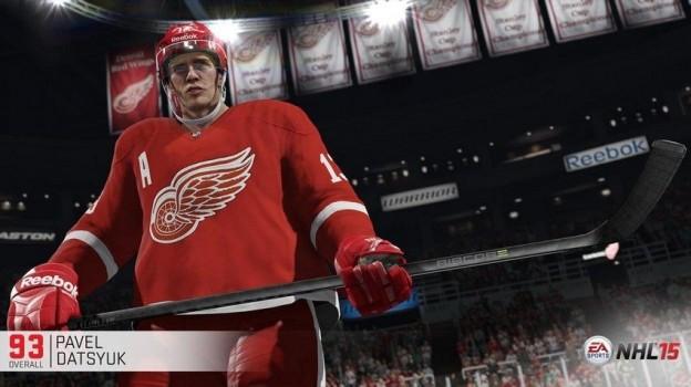 NHL 15 Screenshot #97 for Xbox One