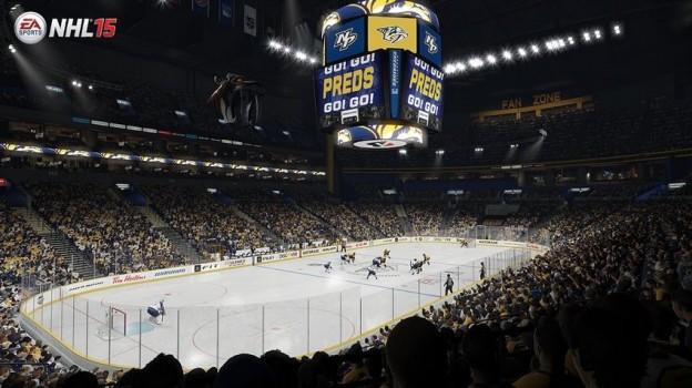 NHL 15 Screenshot #116 for PS4
