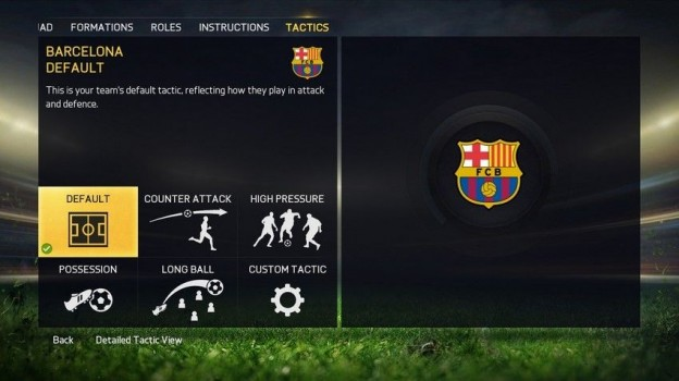 FIFA 15 Screenshot #61 for PS4