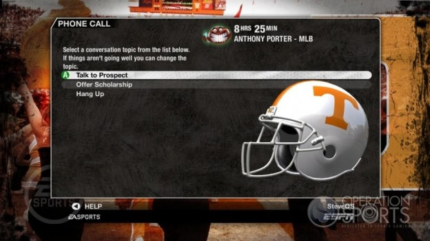 NCAA Football 09 Screenshot #372 for Xbox 360