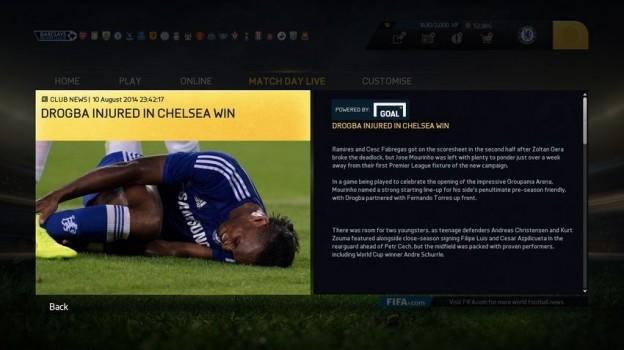 FIFA 15 Screenshot #63 for PS4