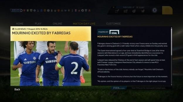 FIFA 15 Screenshot #64 for PS4