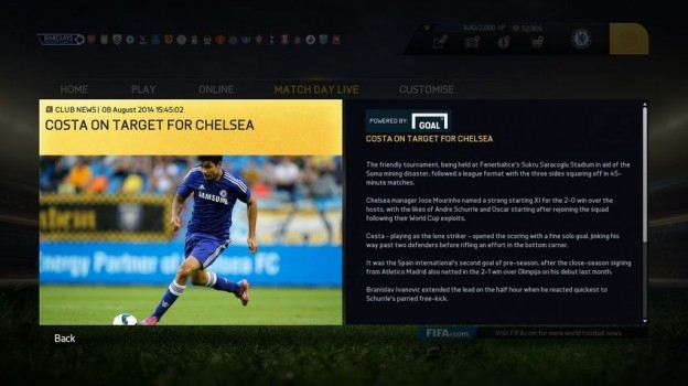 FIFA 15 Screenshot #65 for PS4