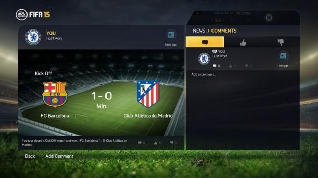 FIFA 15 Screenshot #77 for PS4